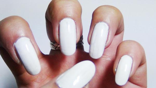 nail art one