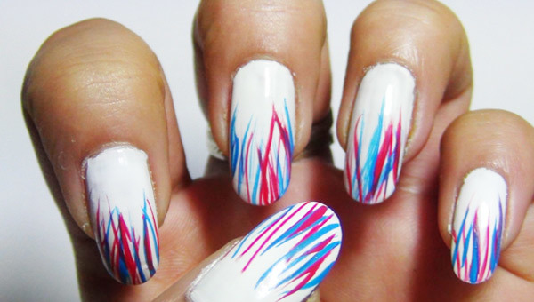 2 Colourful Nail Art Design Tutorials For Kids