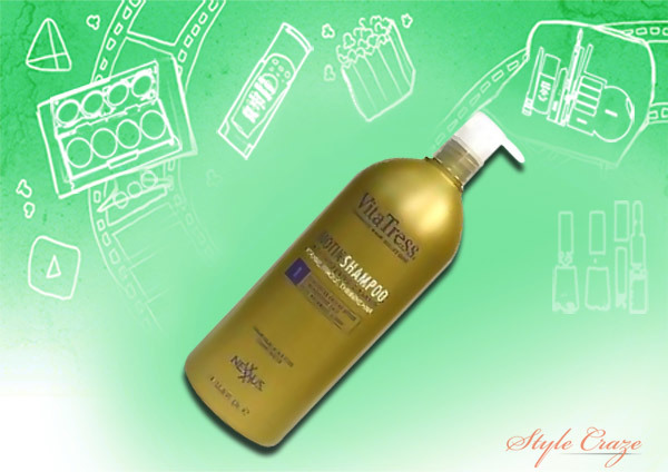 nexxus biotin shampoo