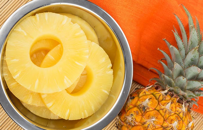 pineapple for hair growth
