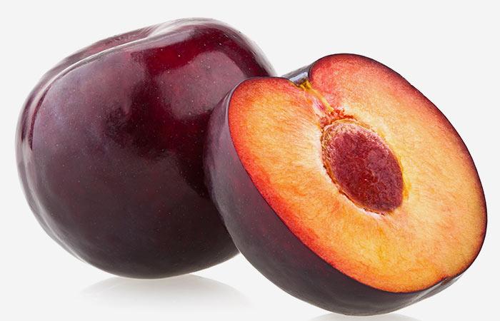plum for hair growth