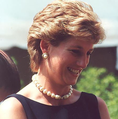 princess diana makeup
