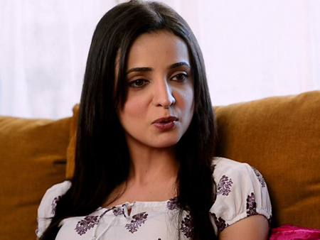sanaya irani without makeup
