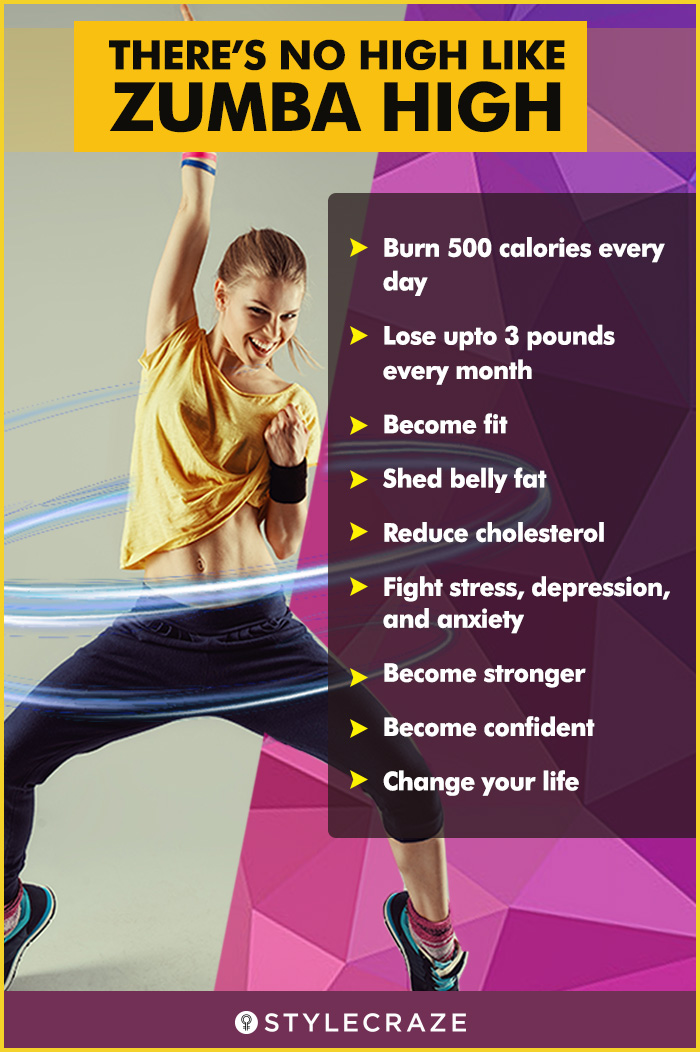 Zumba For Weight Loss - there-is-no-high-like-zumba-high