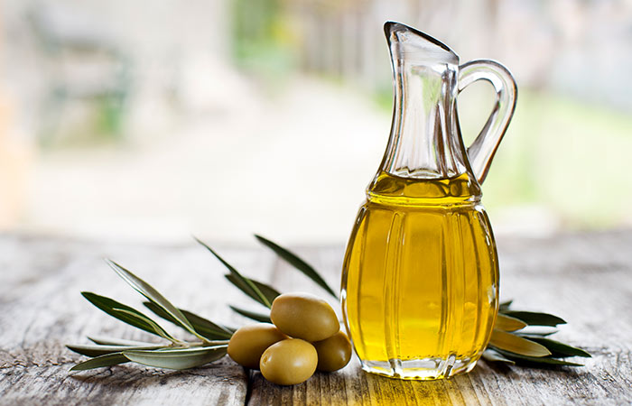 1. Extra Virgin Olive Oil For Oily Skin