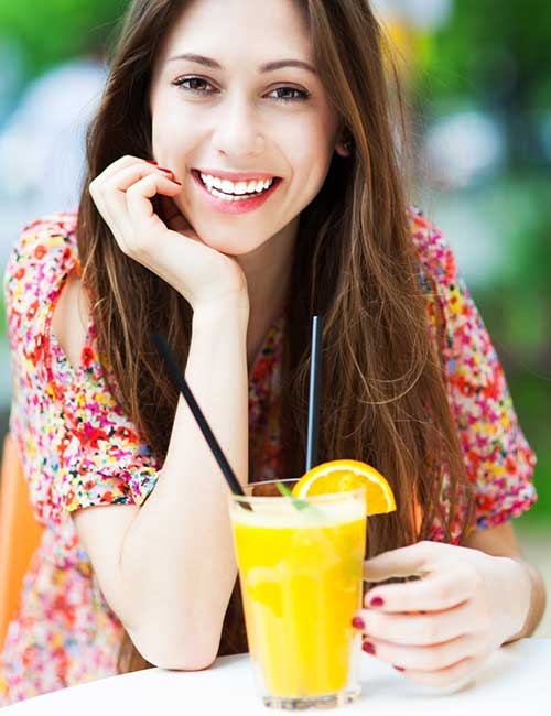 Snacks For Weight Loss - Fresh FruitVegetable Juices