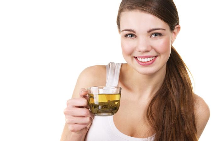 Fat Burning Foods For Breakfast - Green-Tea