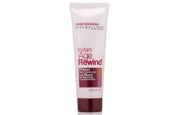 Best Makeup Primers - Maybelline Instant Age Rewind Primer Skin Transformer