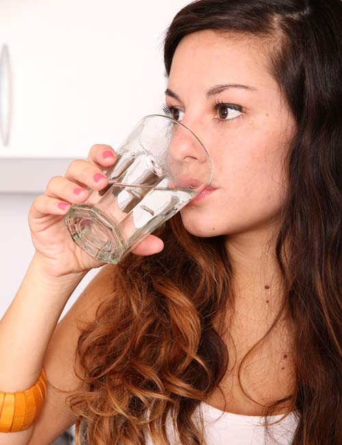 Foods For A Healthy Kidney - Water