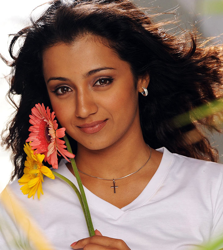 10 Pictures Of Trisha Without Makeup
