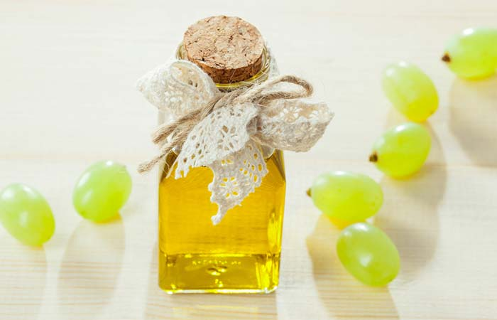 10. Grapeseed Oil