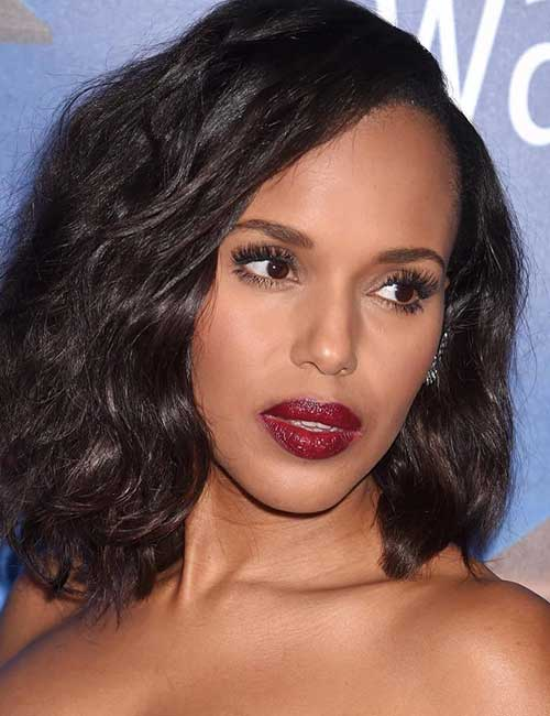 Beautiful Black Female Celebrities - 10. Kerry Washington