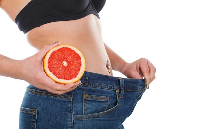 12. Grapefruit Diet