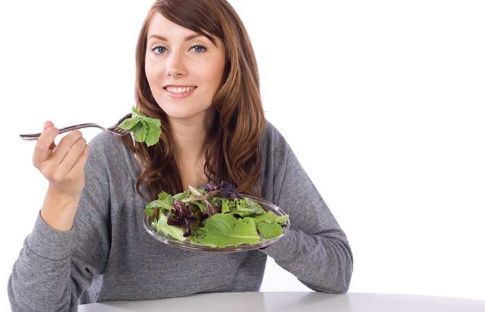 Fat Burning Foods For Lunch - Spinach