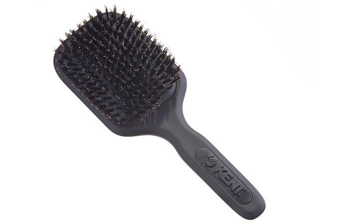 14. Kent Airhedz Smoothing And Finishing Hair Brush