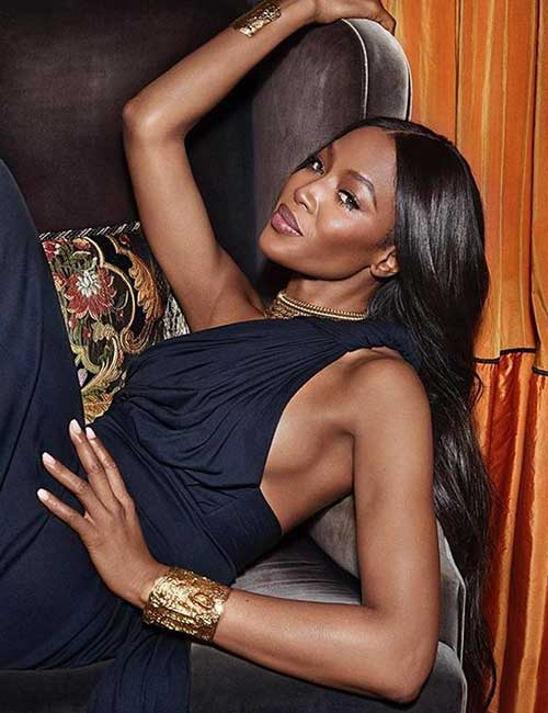 Beautiful Black Women - 14. Naomi Campbell