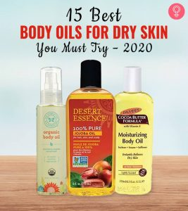 15 Best Body Oils For Dry Skin You Must Try – 2020