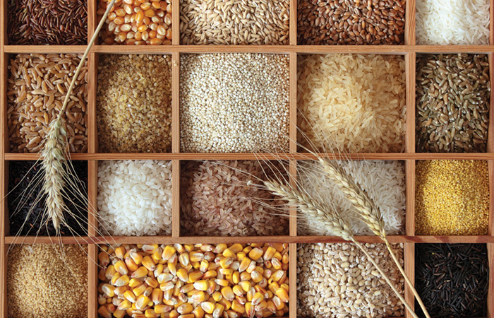 Fat Burning Foods For Lunch - Whole Grains
