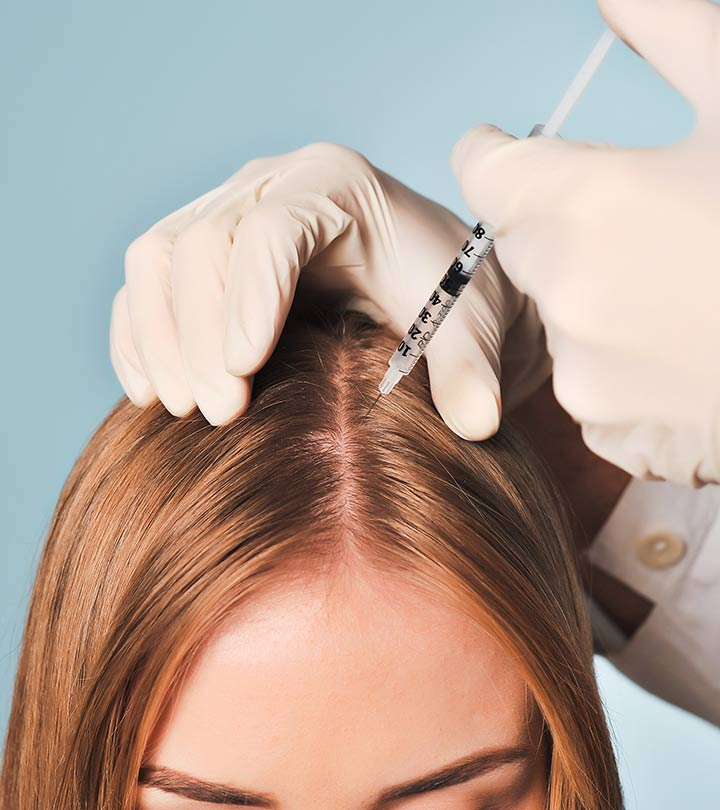 Mesotherapy For Hair Growth Does It Work