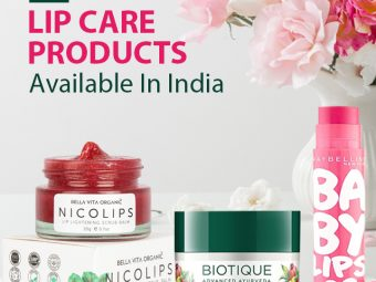 18 Best Lip Care Products Available In India