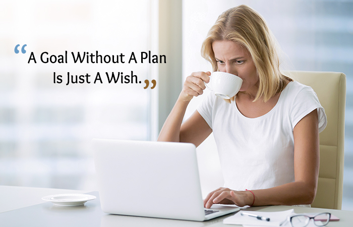 Motivational Quotes for Weight Loss - A Goal Without A Plan Is Just A Wish