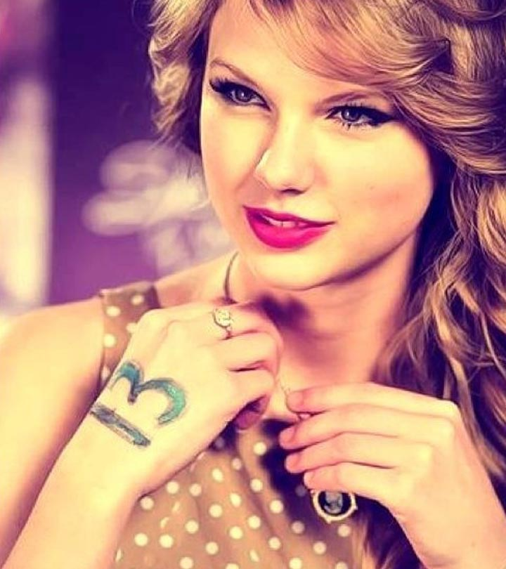 7 Taylor Swift Tattoos That You Can Try Too