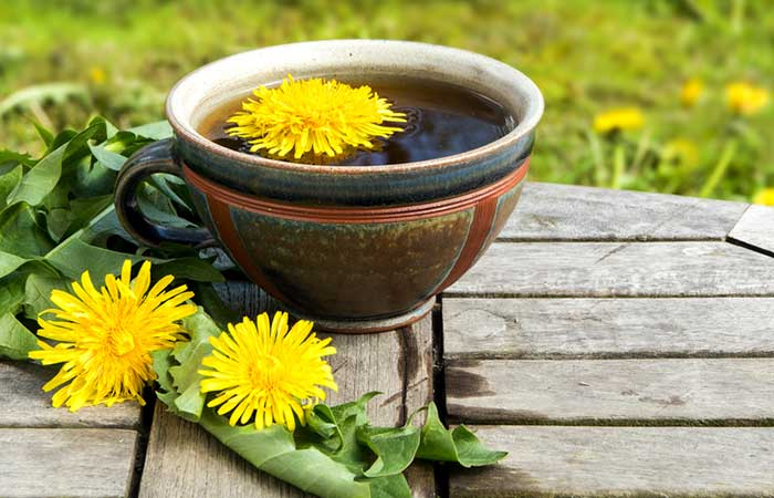 Foods For Healthy Liver - Dandelion