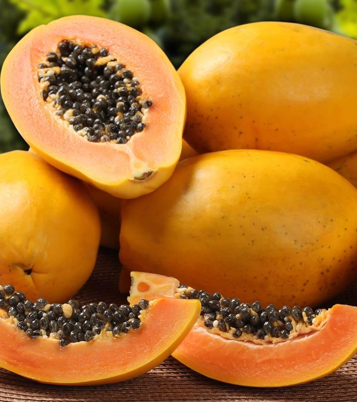 How Is Papaya Good For Diabetics-2688