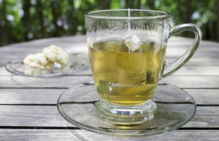 2. Green Tea With Lipton Green Tea Bag