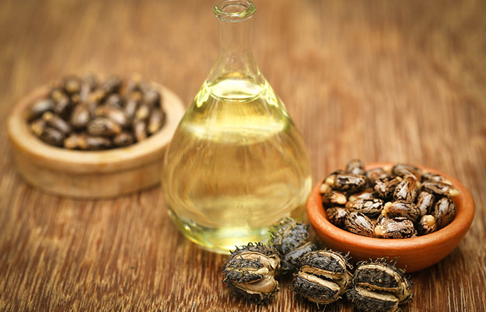 2. Castor Oil And Olive Oil For Oily Skin