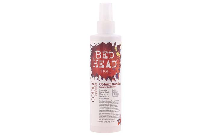 TIGI Bed Head Colour Goddess Leave-In Conditioner - Best Leave-In Conditioners