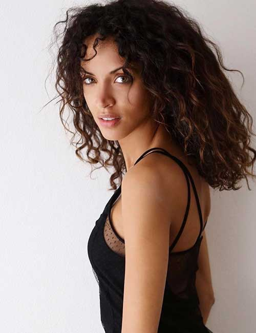 Beautiful Black Female Celebrities - 20. Noemie Lenoir