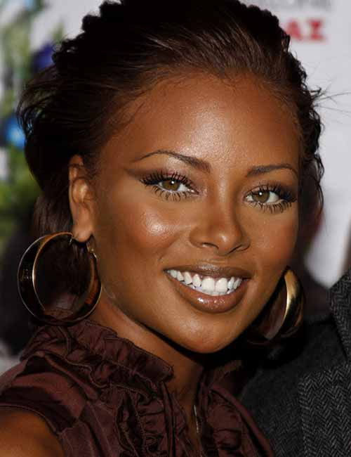 Black Women with Beautiful Looks - 23. Eva Marcille