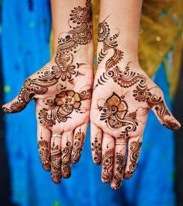 10 Beautiful Punjabi Mehndi Designs To Try In 2018