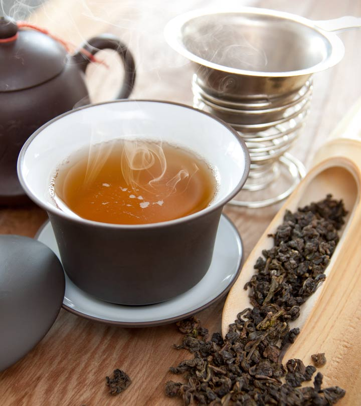 Best oolong tea brand for weight loss in india