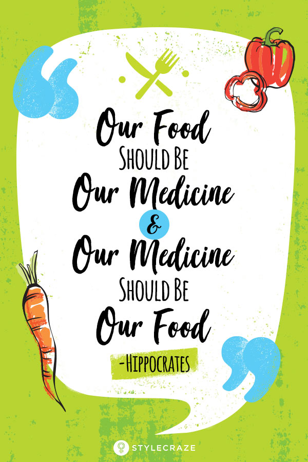 25 Awesome Quotes On Nutrition