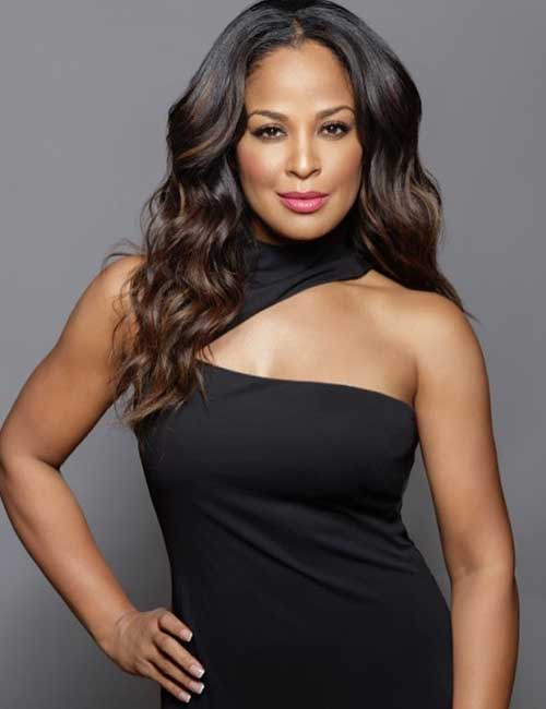 Beautiful Black Female Celebrities - 25. Laila Ali