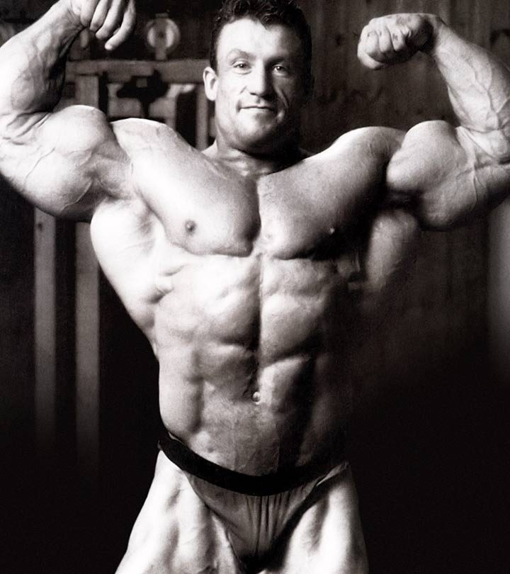 Top 10 Nutrition Tips From Dorian Yates