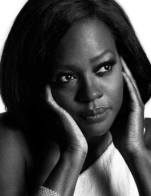 Beautiful Black Women - 29. Viola Davis