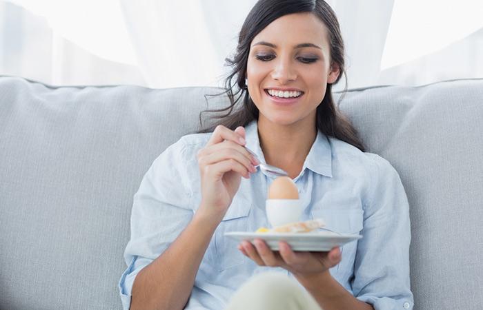 Fat Burning Foods For Breakfast - Eggs