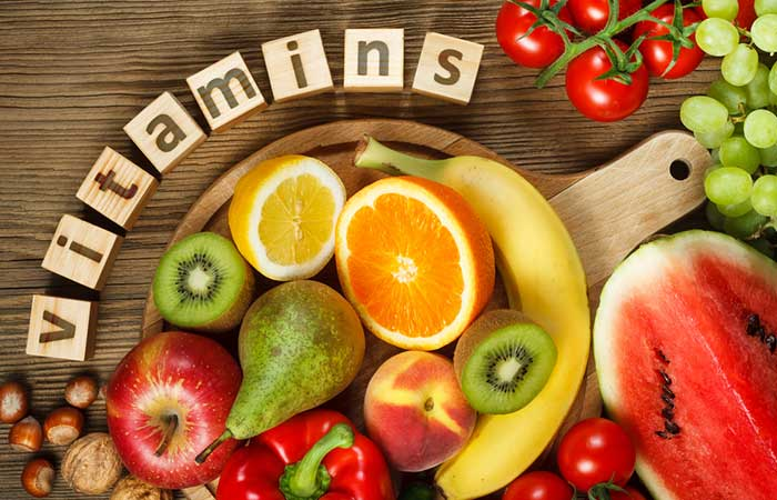 3. Foods containing Vitamins A, D, And E