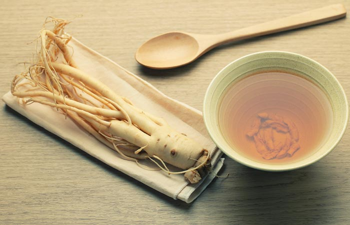 Foods For Healthy Liver - Ginseng