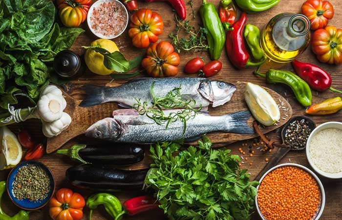3.Mediterranean Diet
