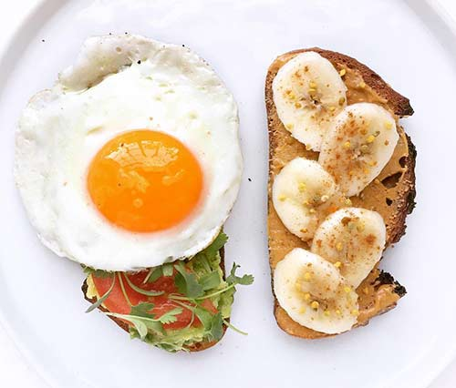 3. Yummy Quick Egg Breakfast