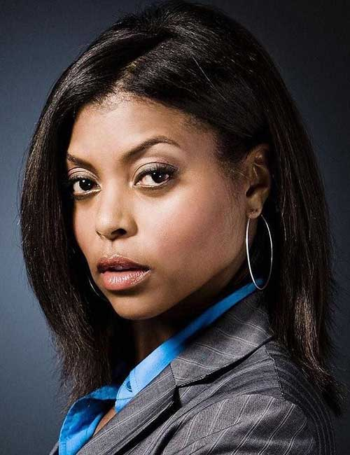 beautiful black female celebrities - 30. Taraji P. Henson