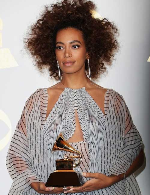 beautiful black female celebrities - 31. Solange