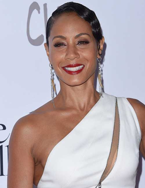 beautiful black female celebrities - 33. Jada Pinkett Smith