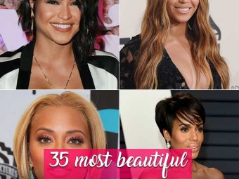 35 Most Beautiful Black Female Celebrities