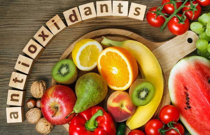 4. Antioxidant-rich Foods
