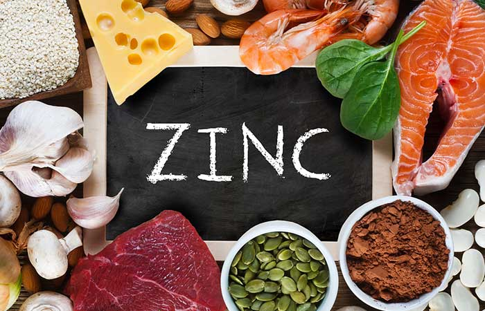 5. Diet Enriched With Zinc-containing Foods
